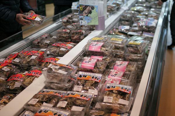 糸島大人気の糸島牡蠣