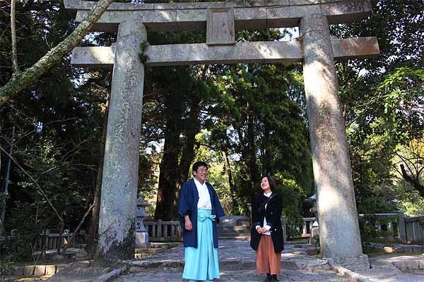 桜井神社 糸島