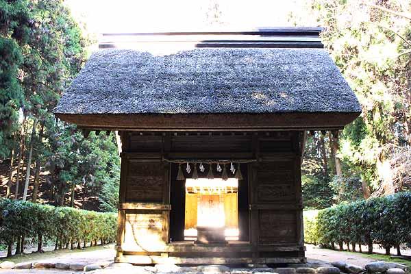 桜井神社 糸島パワースポット