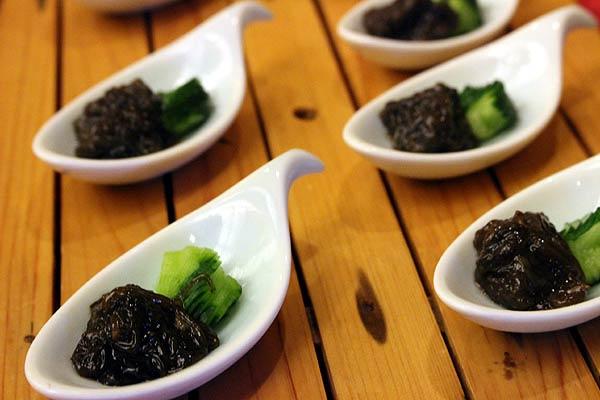 海苔の佃煮に近い印象の「西京漬け」。ご飯のお供にピッタリです!