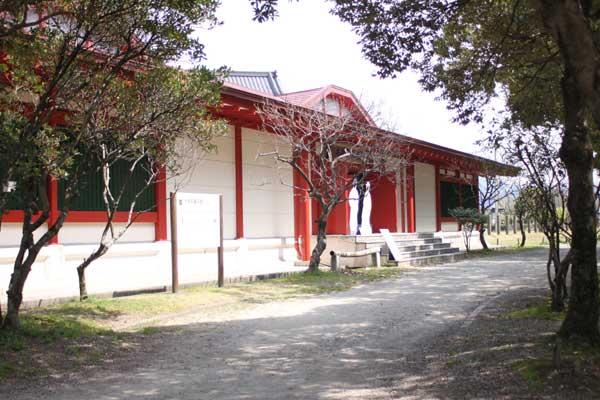 太宰府政庁跡、歴史資料館