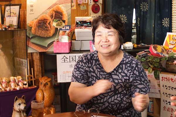 """「いくらお米がおいしくても、タレに合わないとおいしくなりません。だから、""""うなぎのタレにあうお米""""を厳選して選ぶんですよ。」"""