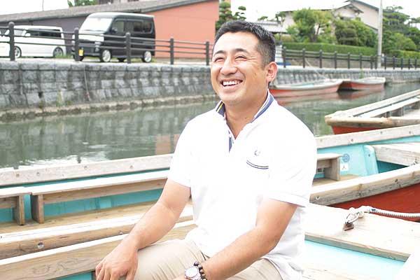このプランを実現した「株式会社ジーエム」介護事業部部長:待鳥伸司さん。