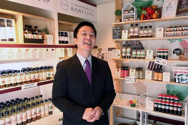 ごとう醤油の五嶋社長が紹介するドレッシング