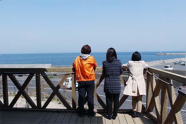 京築地域の周防灘
