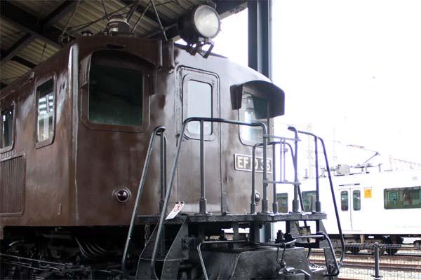 門司港レトロ観光-九州鉄道記念館車列03