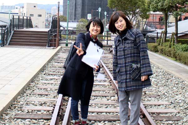 門司港レトロ-九州鉄道記念館女子旅