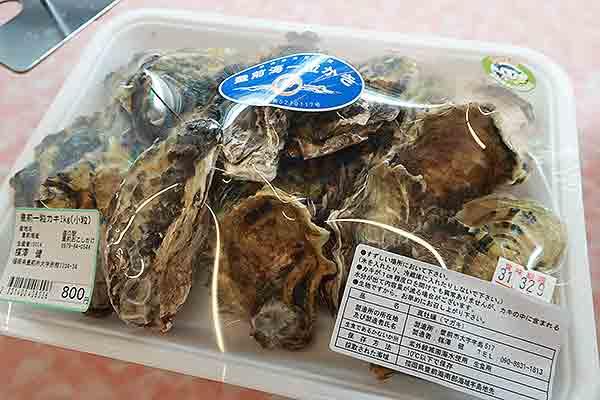 お手頃価格で購入できる豊前海一粒牡蠣…