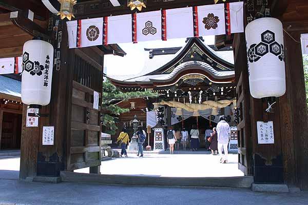 博多・櫛田神社01