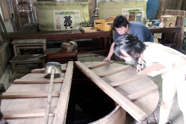 萬代・小林酒造は歴史がある