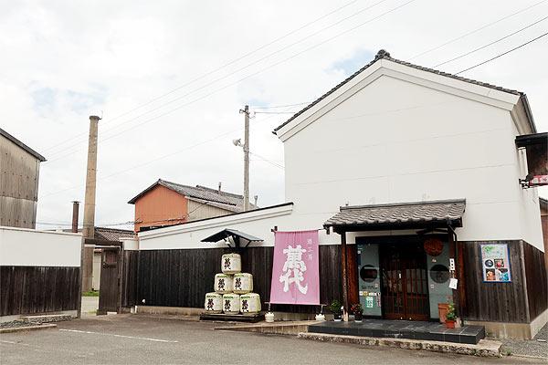 萬代・小林酒造の店舗は福岡県宇美町にあります