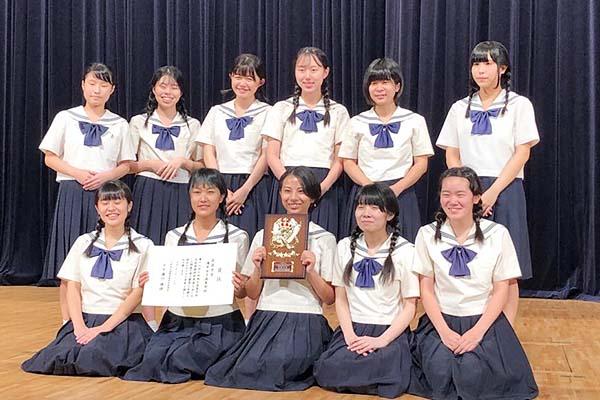 福岡県代表博多女子高校商品開発