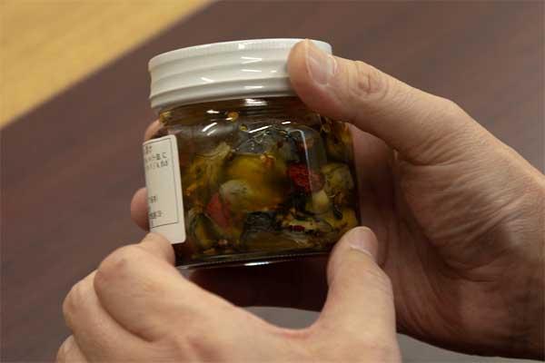 糸島カキ・旬牡蠣の香味オイル漬け