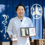 福岡県宗像市で和食処の料理人があなごめしを使った地域おこし! 魯山人の流れを汲むかのこゆり